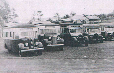 The original fleet purchased in 1939